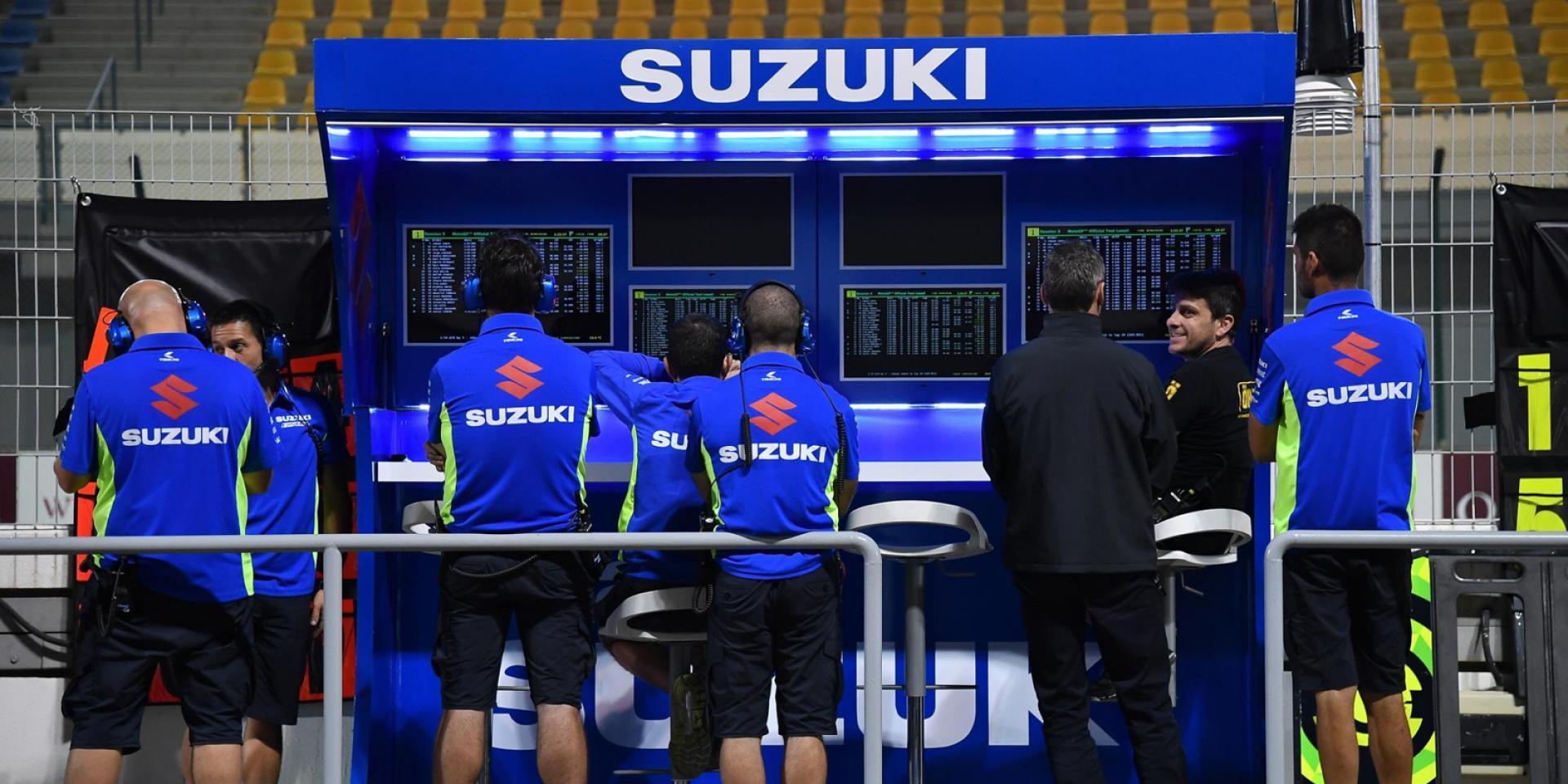 MotoGP期中考,Suzuki車隊經理Davide Brivio賽後專訪!