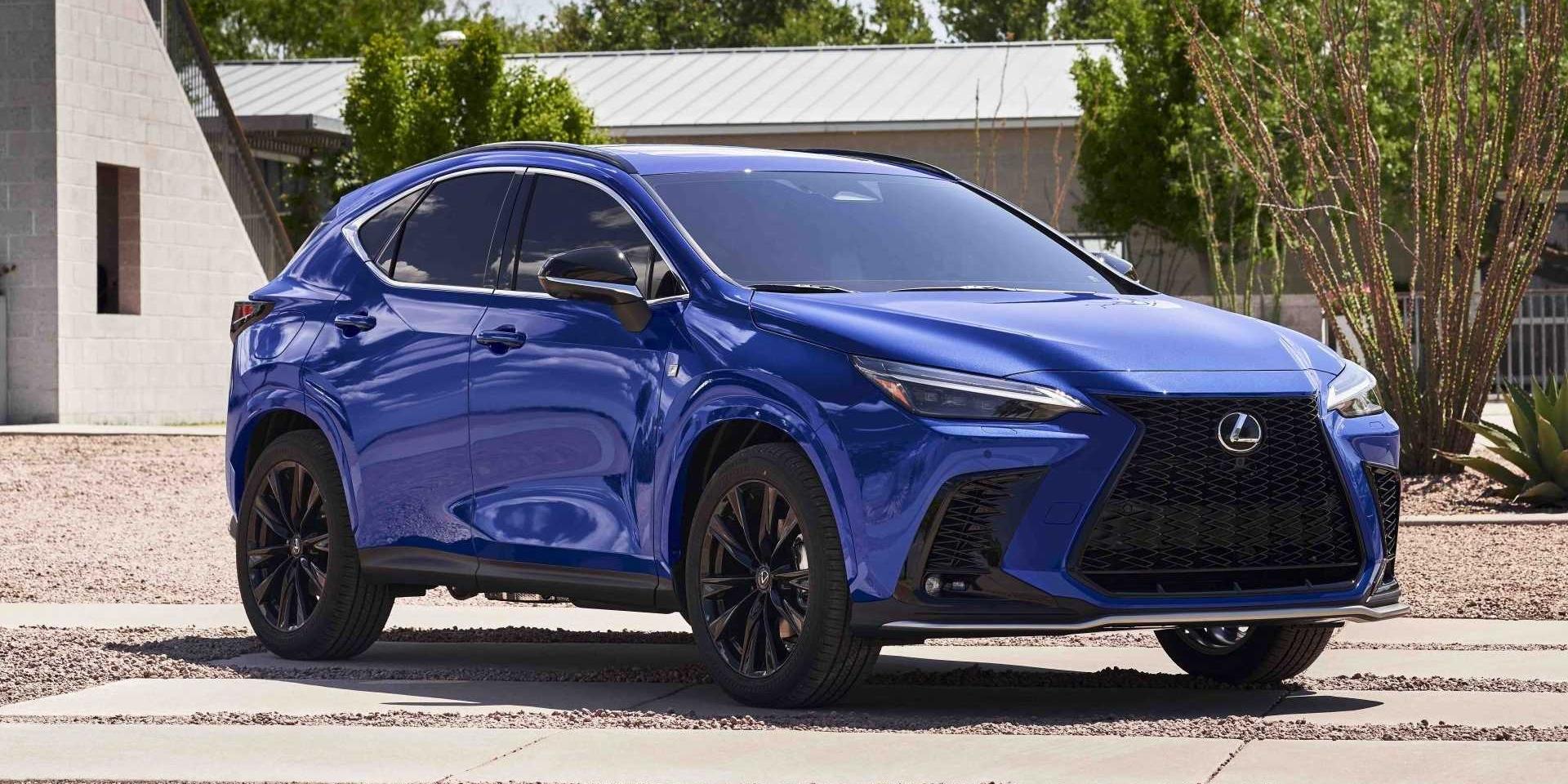 2.4L渦輪、2.5L PHEV上身!Lexus NX大改款正式發表!