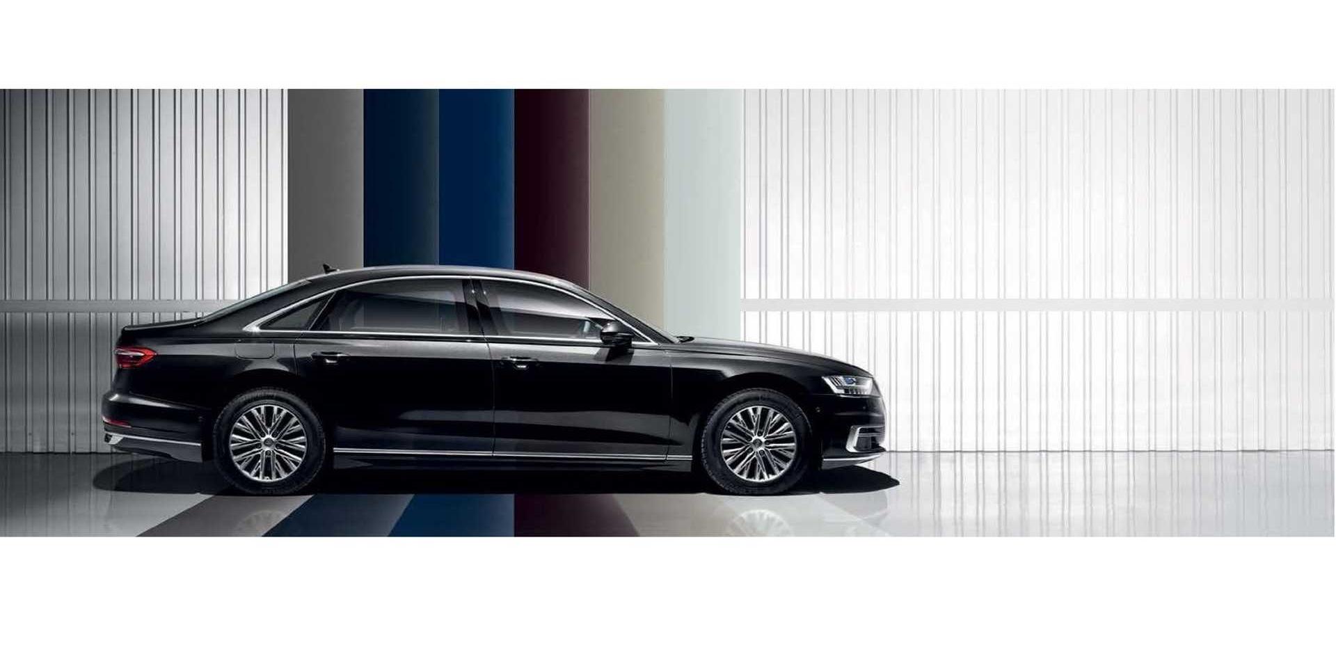 想買總統坐駕嗎?俄羅斯官網驚見Audi A8 L Security