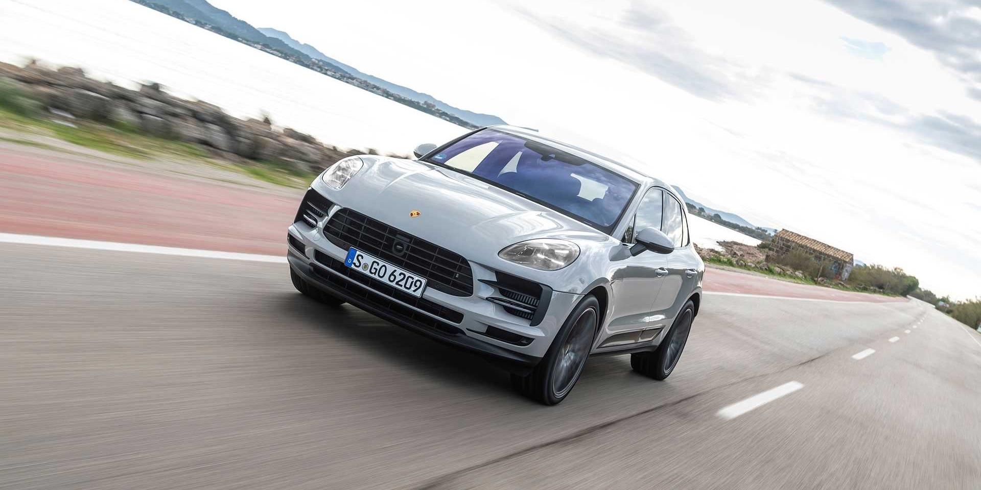 電動SUV熱潮 Porsche純電Macan Turbo將擁有700hp動力!