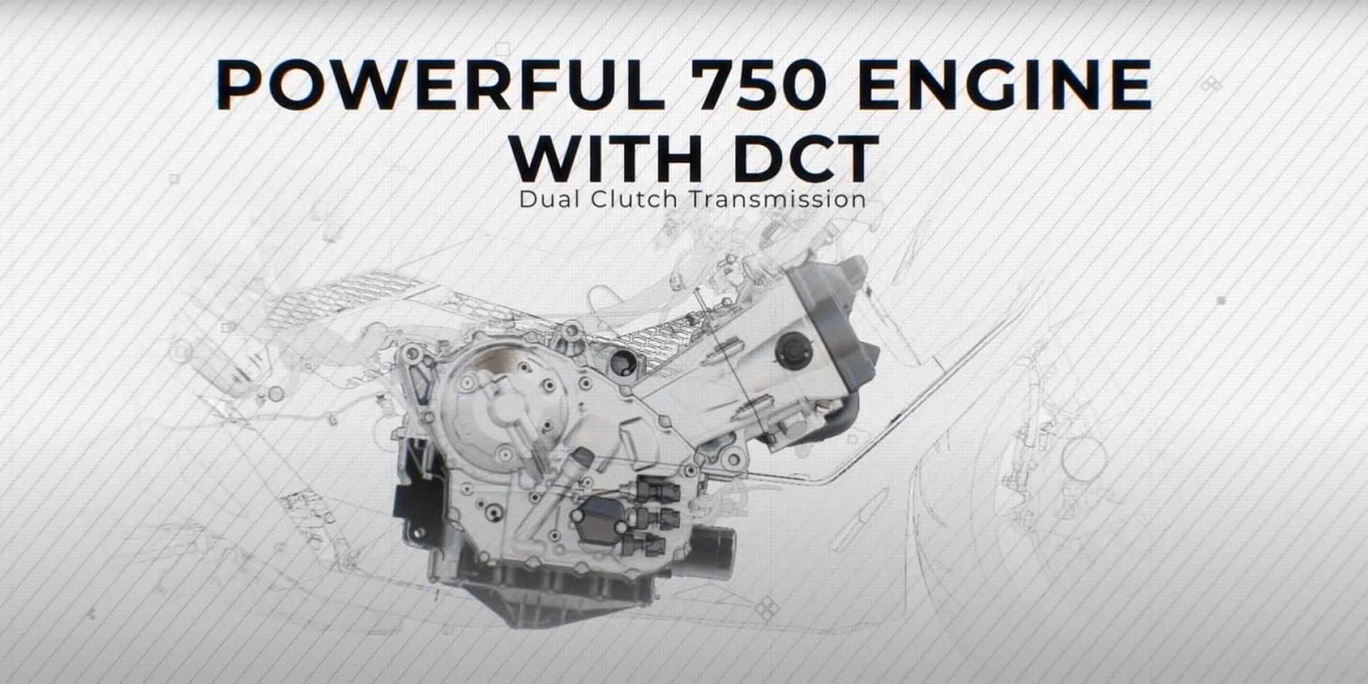 HONDA NC750、X-ADV馬力加大?EURO5引擎剖析