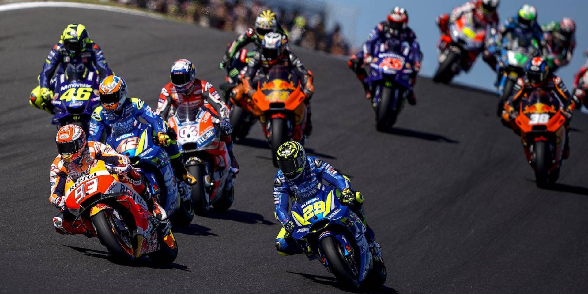 2021 MotoGP澳洲站再度取消,葡萄牙替補上陣!