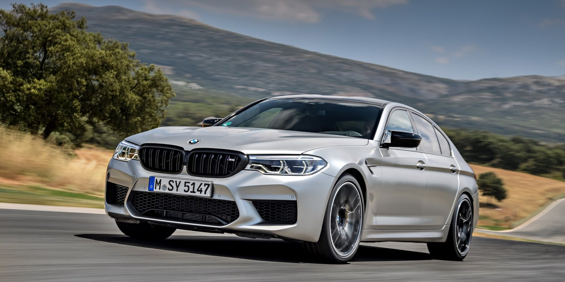 BMW還在開發引擎!M5 CS將有新的V8動力!