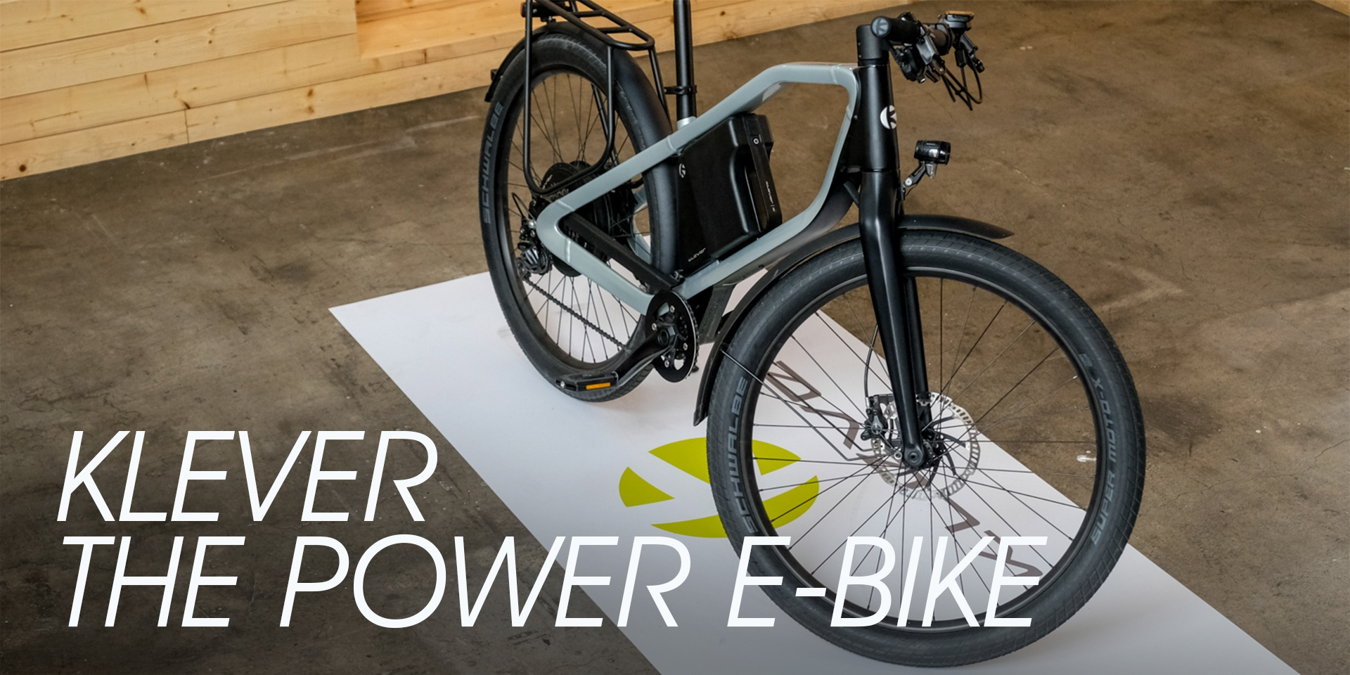 高質感通勤新方案,KLEVER電動輔助自行車試乘會