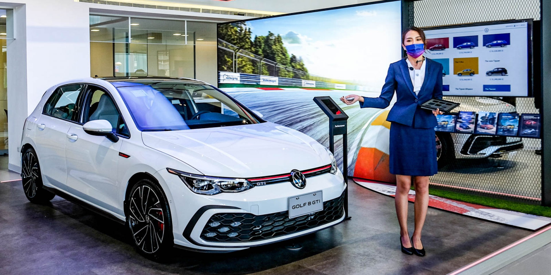 展間質感升級!Volkswagen新品牌識別全台展間完工暨通路拓展儀式發表會