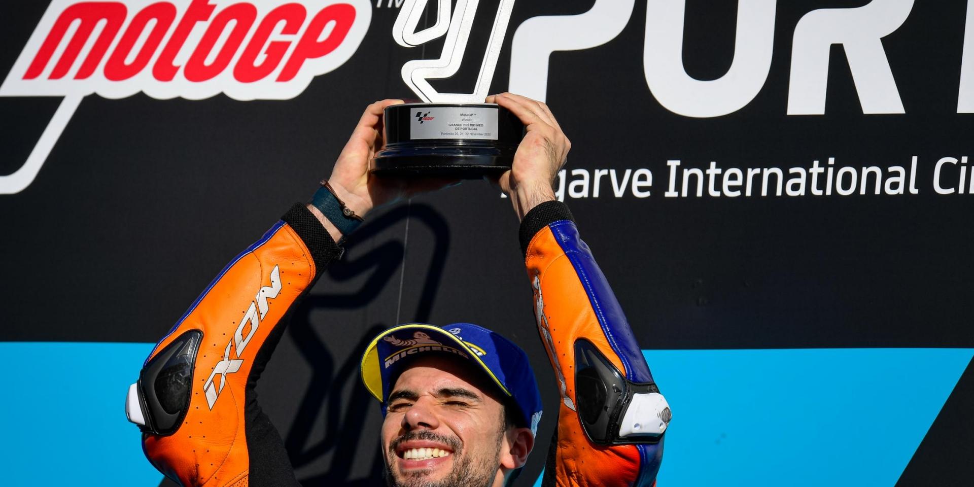 你懂KTM,KTM就會幫助你!Miguel Oliviera葡萄牙主場奪冠,完美劃下賽季句點!