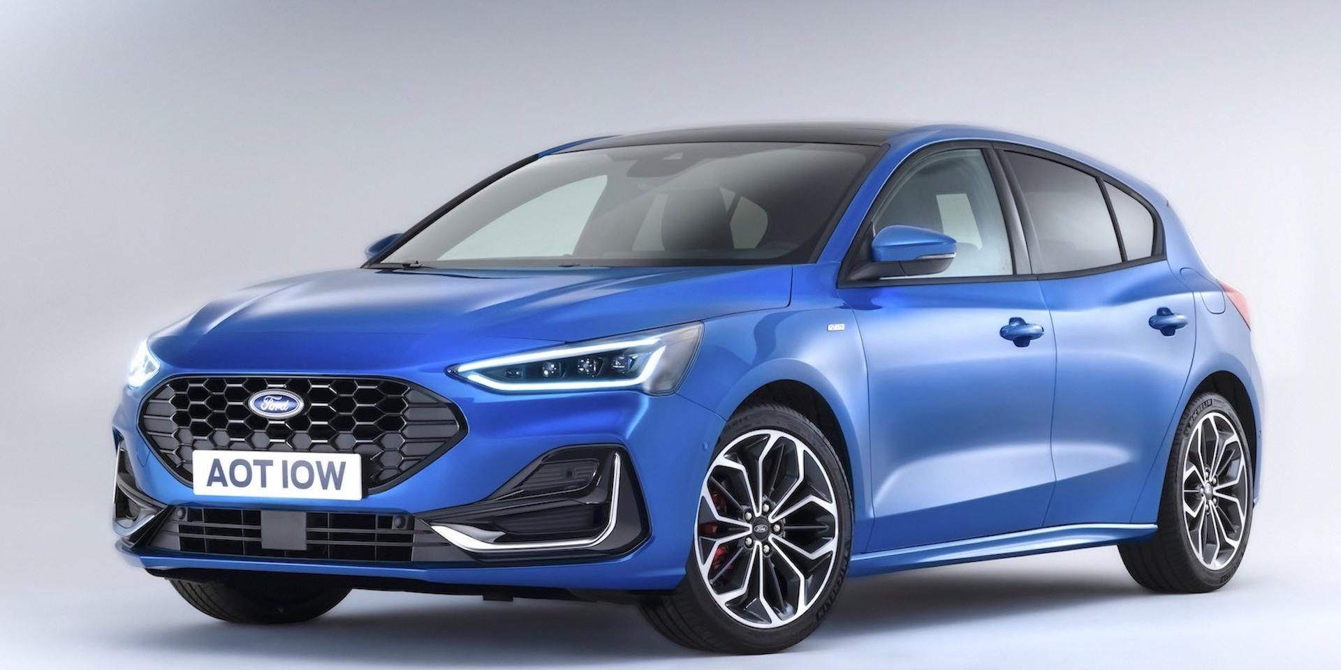 超大螢幕上身 換回七速雙離合器!Ford Focus小改款主動安全系統也升級!