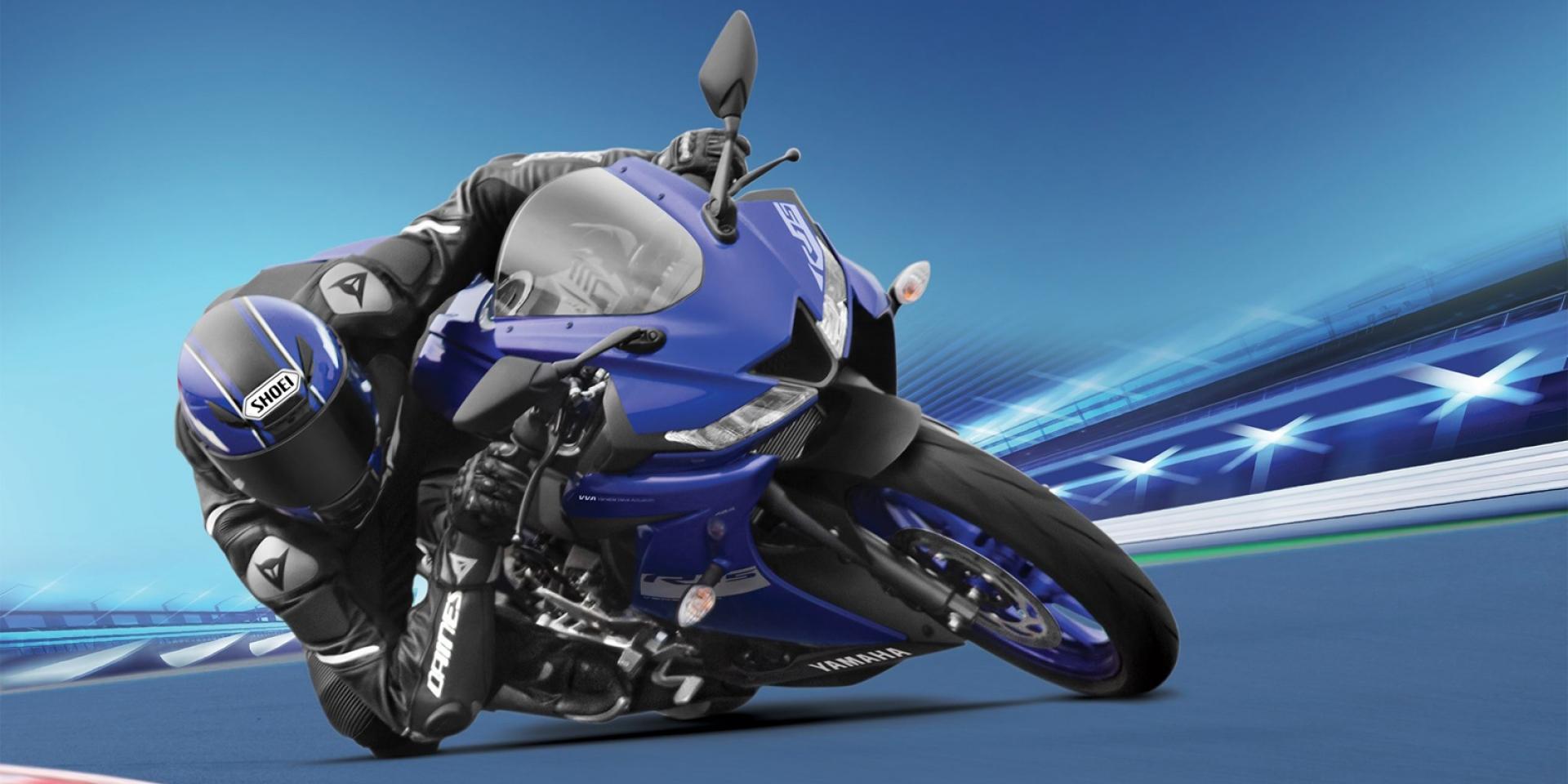 YAMAHA台灣山葉宣布導入YZF-R15,引進正叉配ABS版本!
