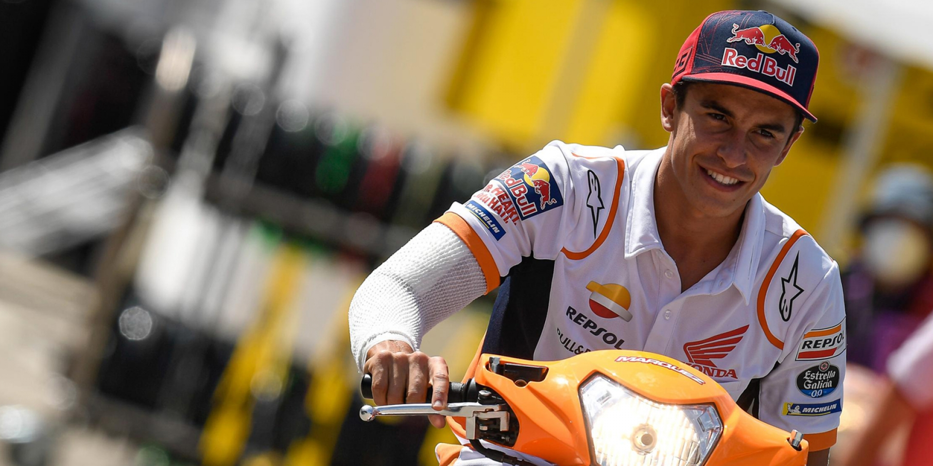 Marc Marquez本季報銷?手傷休養2-3個月,PUIG:「Marquez痊癒後才會復出!」