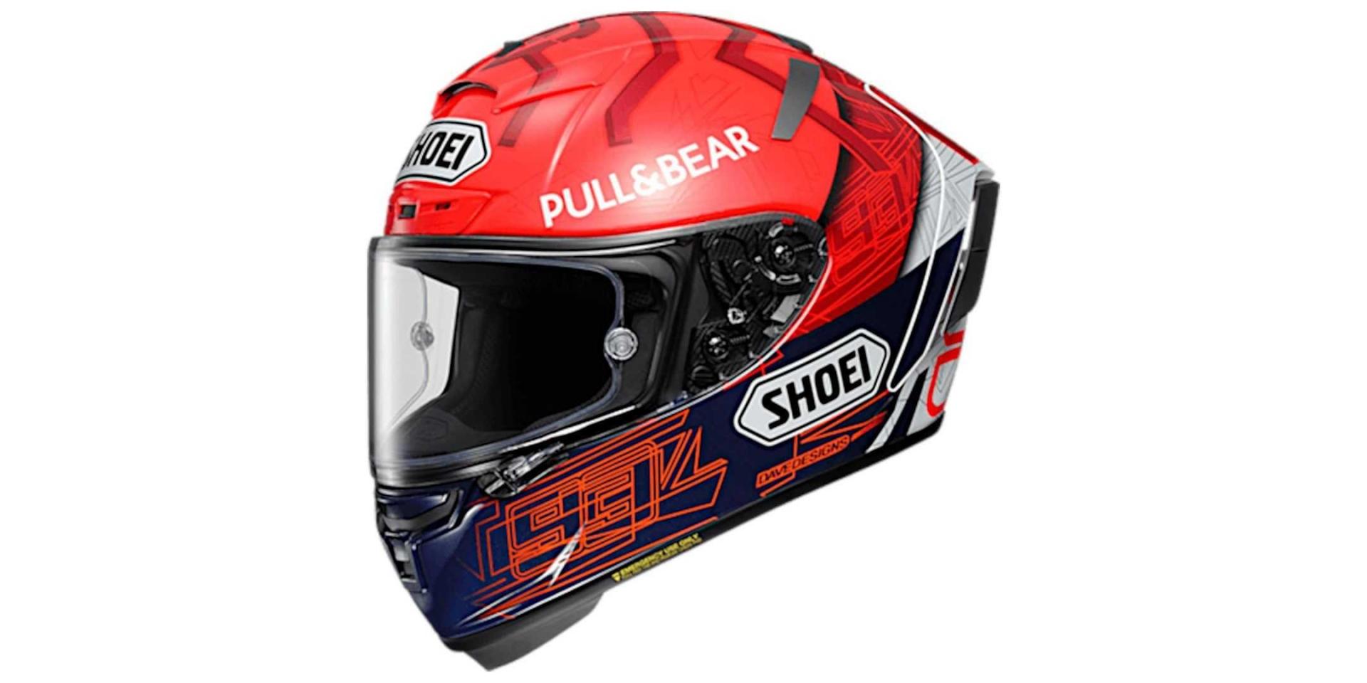 秀一波! 2021 SHOEI新塗裝發表
