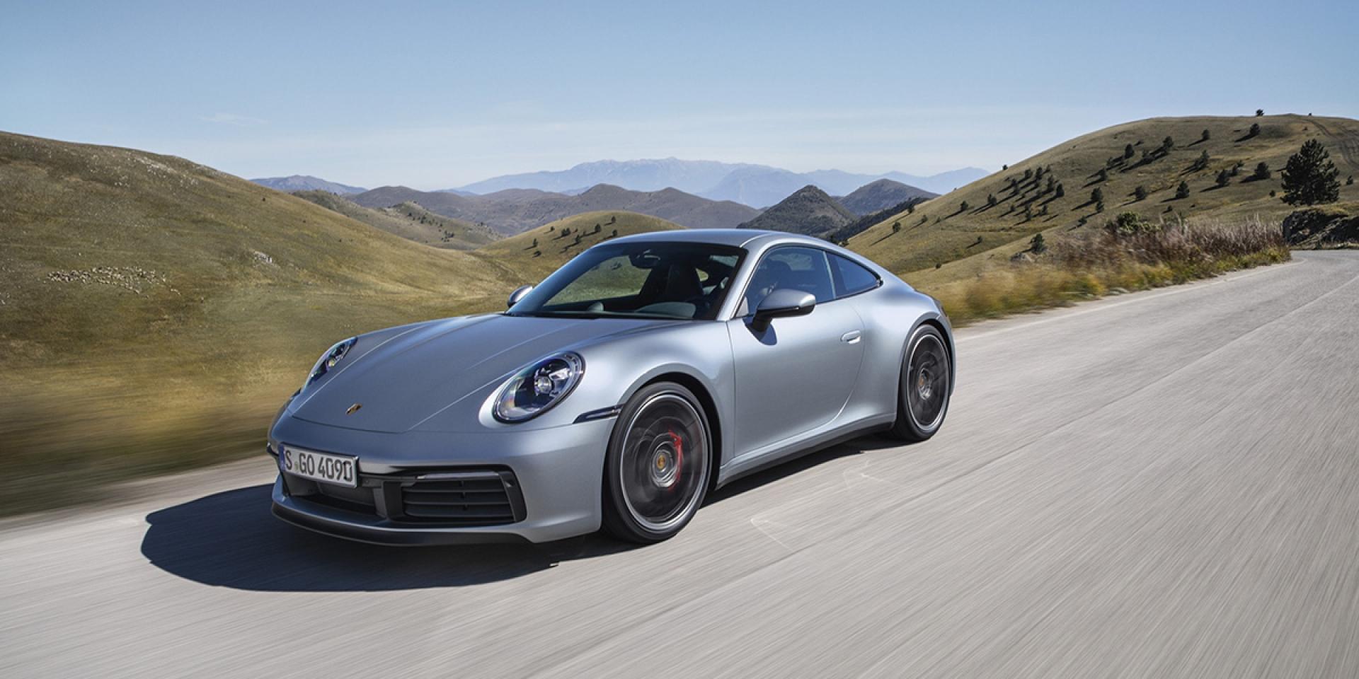 性能科技化!Porsche 992全新登場、台灣預售價揭曉!