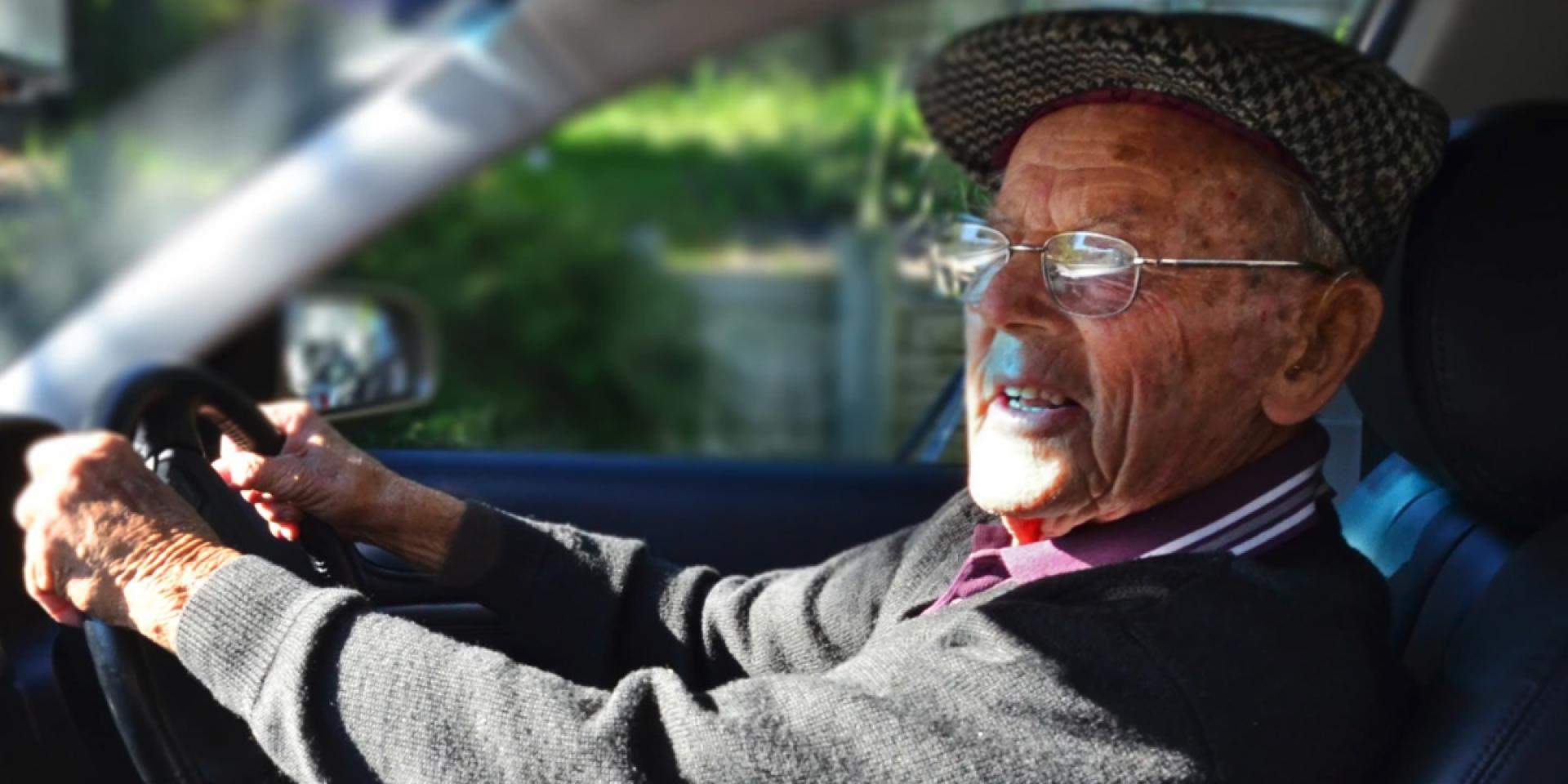 """老司機注意!美國研究發現,駕駛行為可以監測出""""失智症""""早期徵狀"""