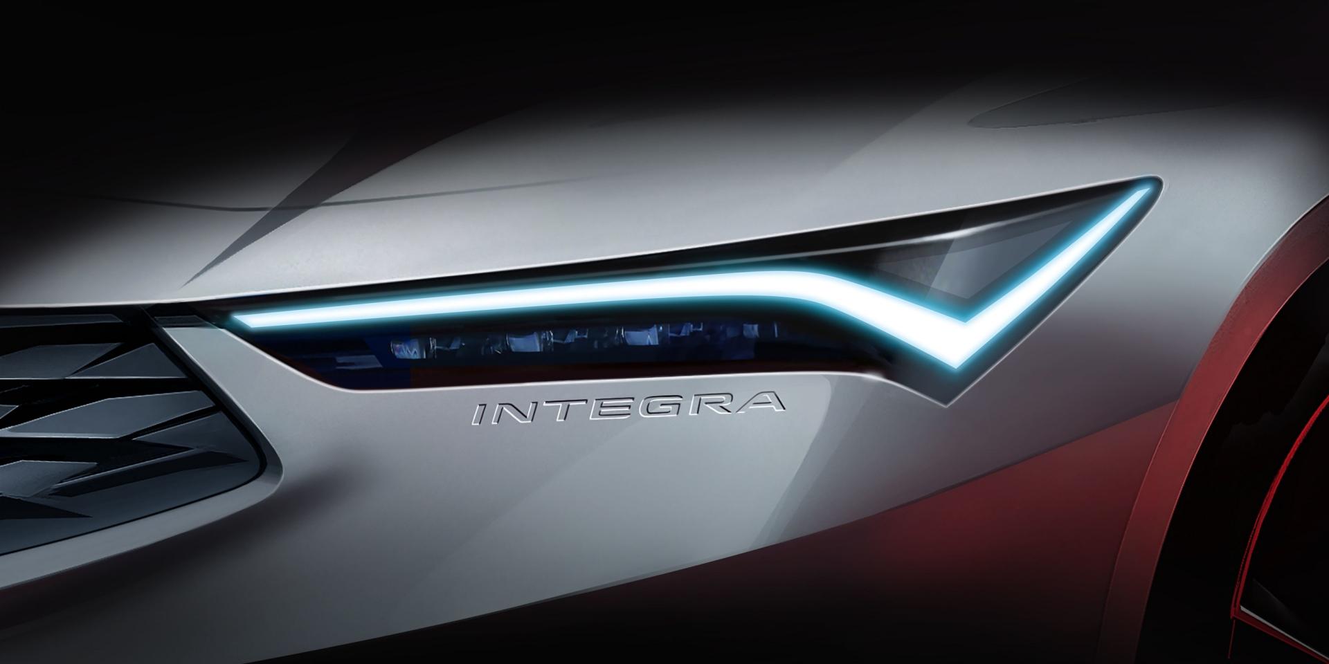 Honda Integra強勢回歸!掛上Acura廠徽在圓石灘發表!