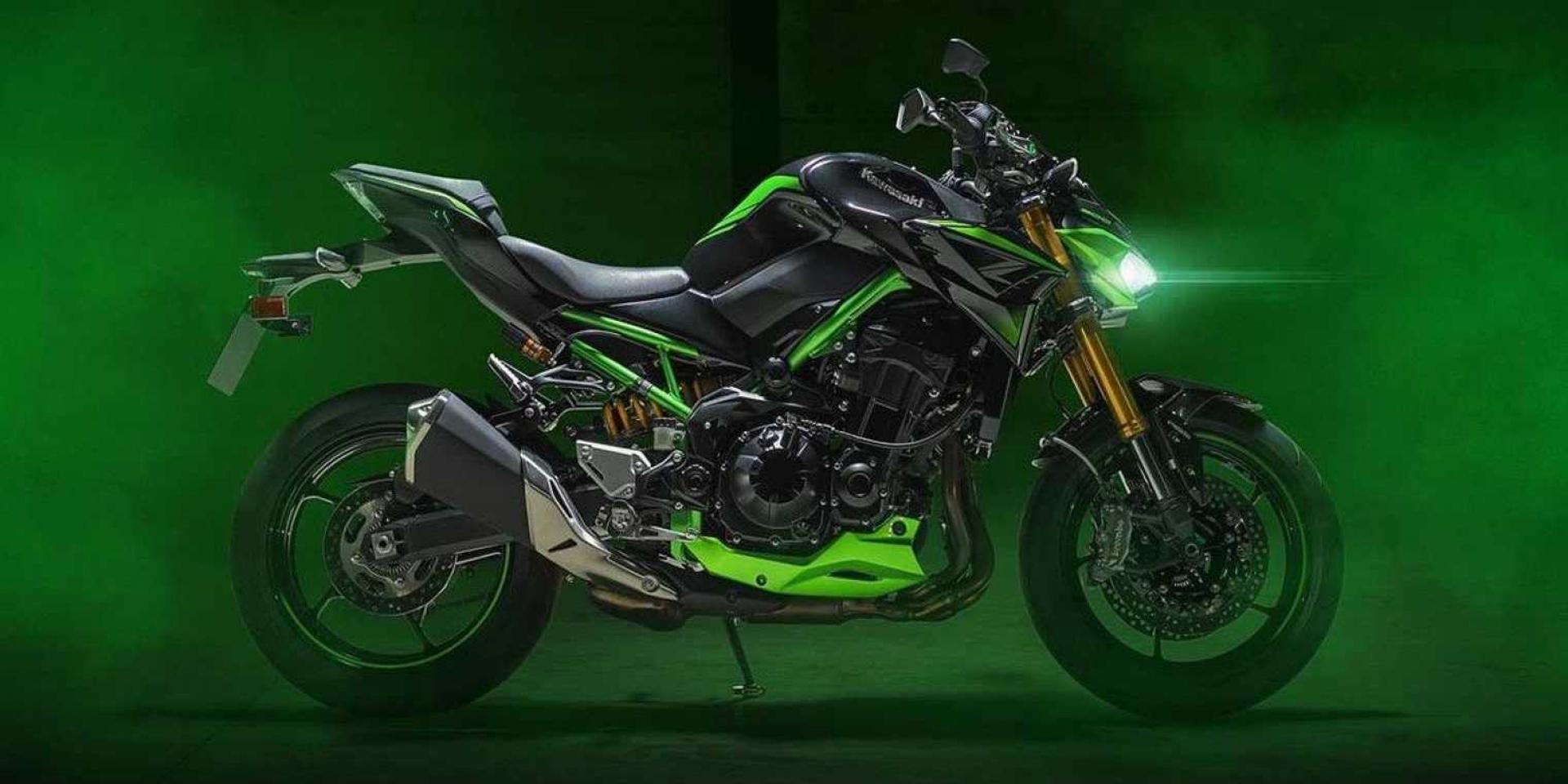 金筷子、Brembo全都給!Kawasaki Z900 SE正式登場!