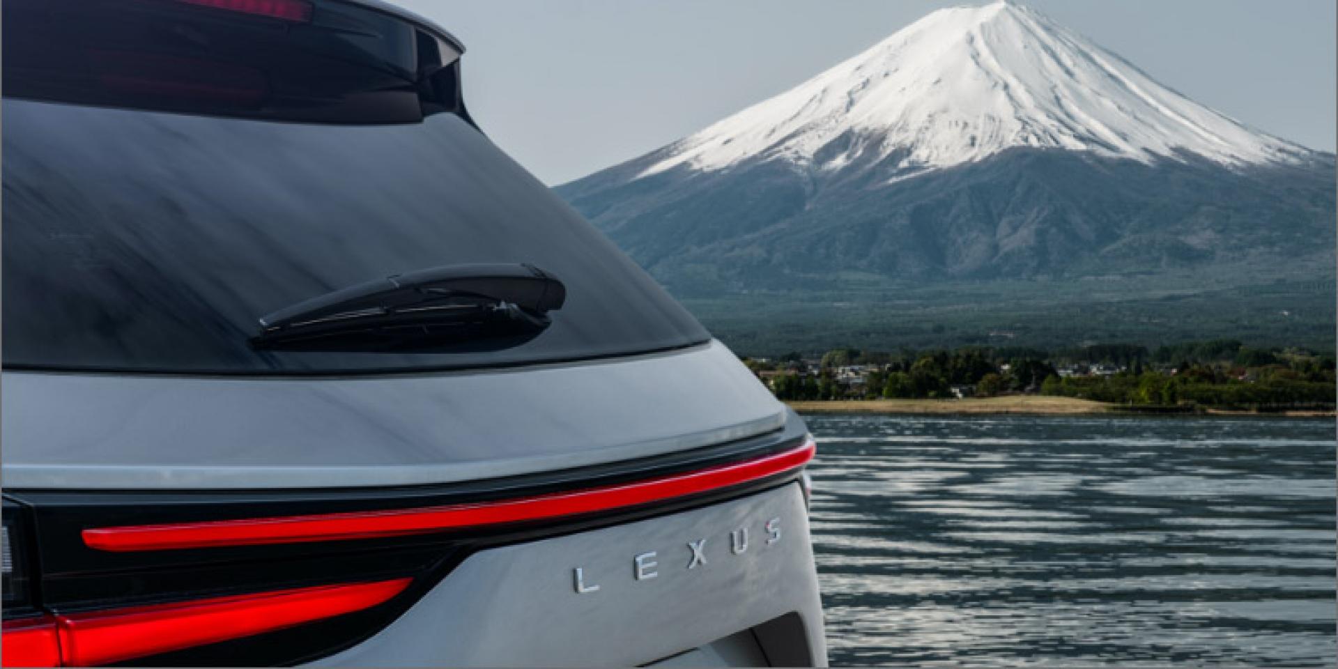 貫穿式尾燈、車尾Logo更動!大改款LEXUS NX真的要來了 6/12發表
