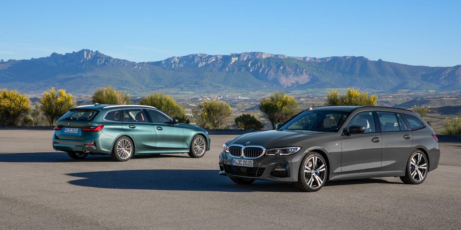 消失的實用設計!?BMW 3系列旅行車將取消獨立啟閉尾窗