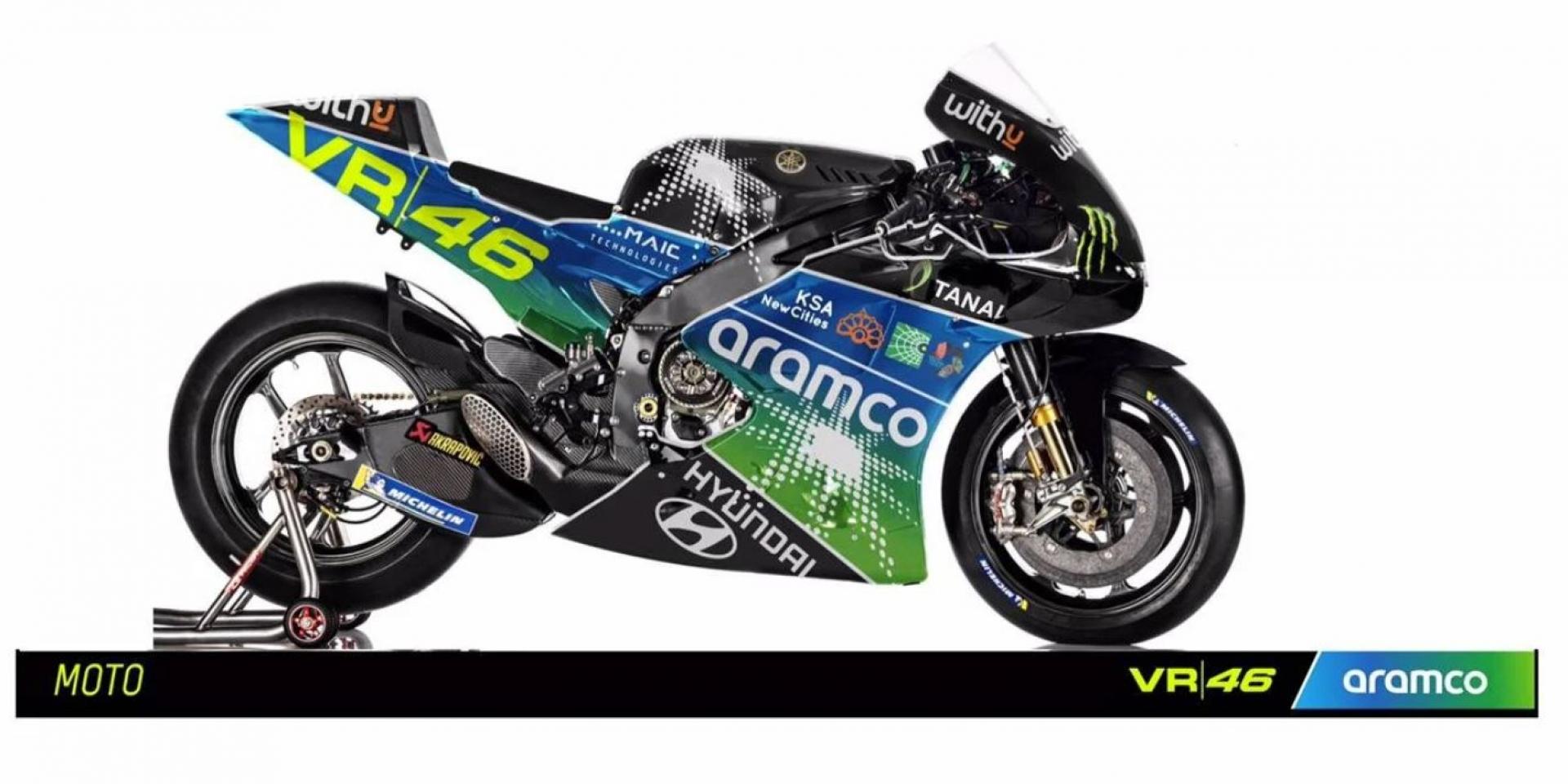 石油國加持的震撼彈!VR46車隊與Tanal Enterainment Sport & Media合作簽署MotoGP車隊合約!