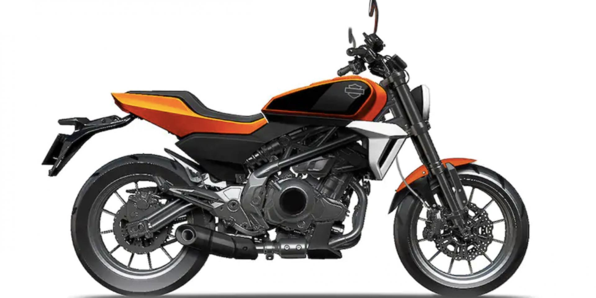 Harley-Davidson擴張中國市場,但卻縮水變「小」哈雷!