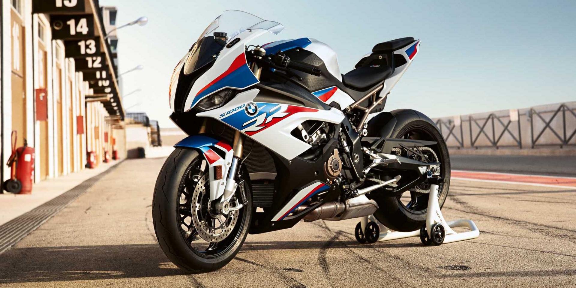 兩輪染上M Power色彩?性能M部門即將來到BMW Motorrad