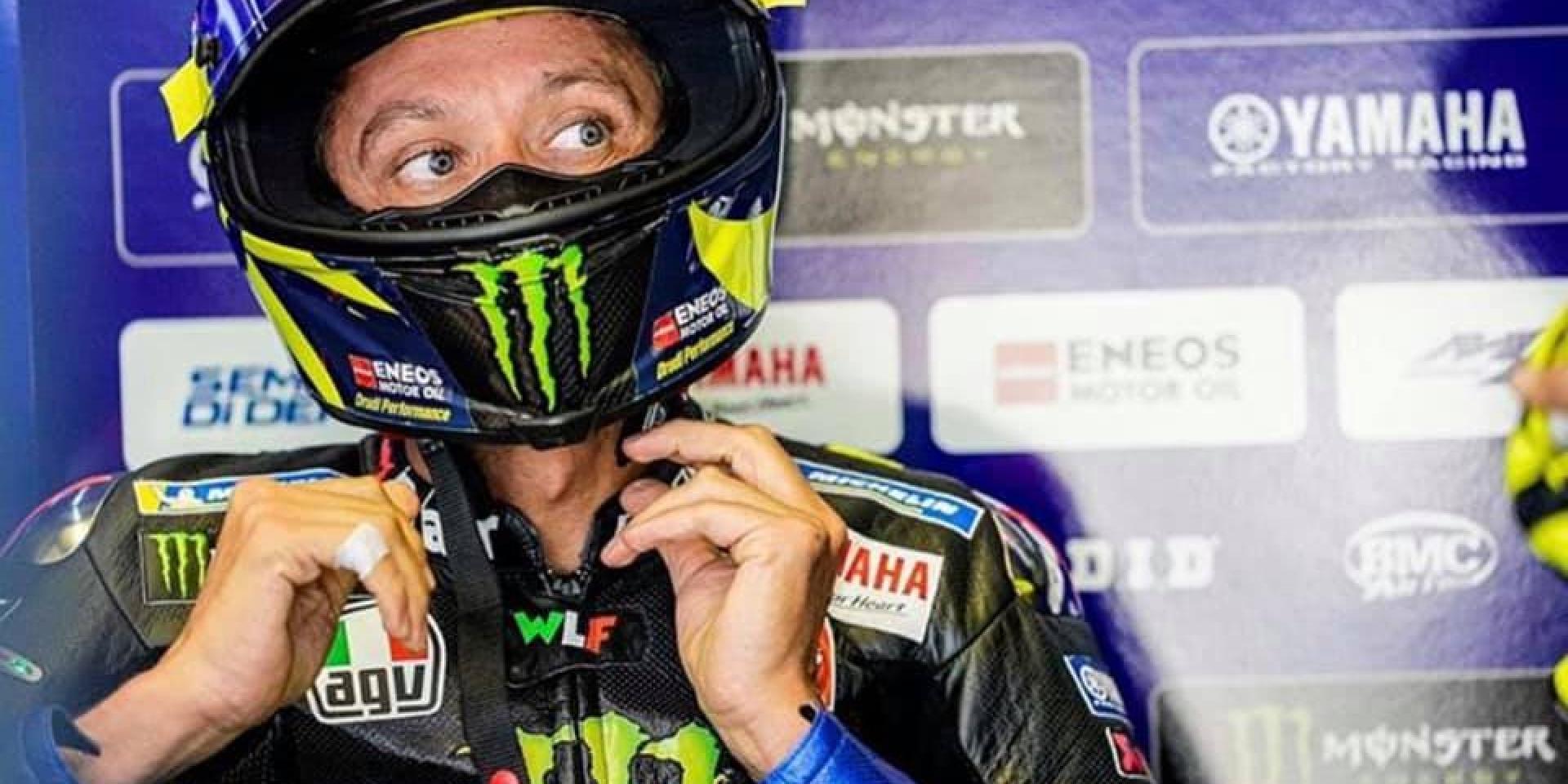 17個分站後,終於有自己風格的車。Valentino Rossi:YAMAHA希望我學會像Quartararo那樣子騎車,但那不是我的風格!