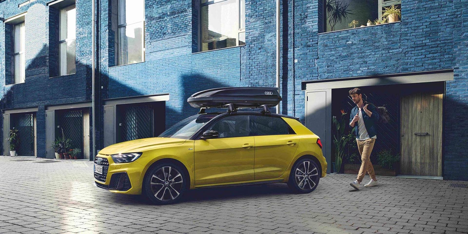 官方新聞稿。The new Audi A1 Sportback現正預售中 預售期間限定「555輕鬆入主方案」 同步啟動