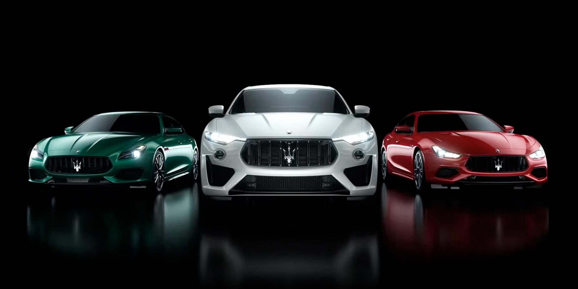 官方新聞稿。「Be Audacious」無懼困境、勇於突破 Maserati Taiwan 2020年度銷售成長 7%