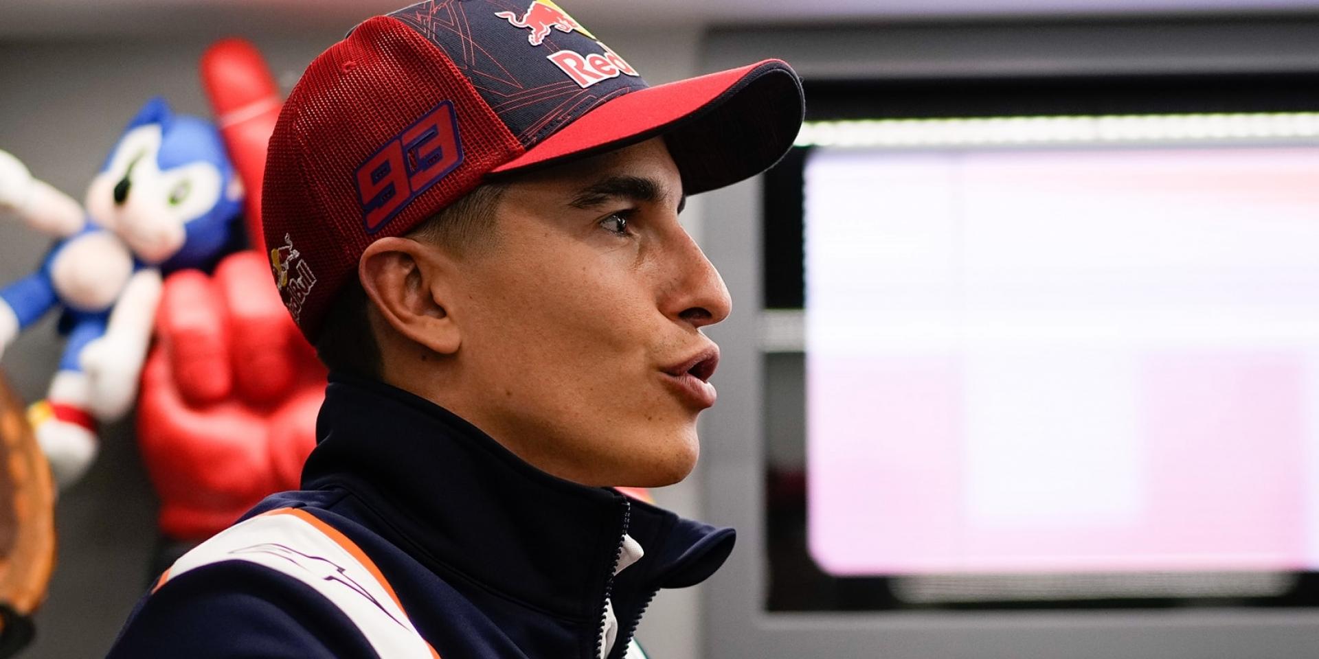背著本田戰力的十字架。Marc Marquez:我對賽車的回饋不若過去那般準確!