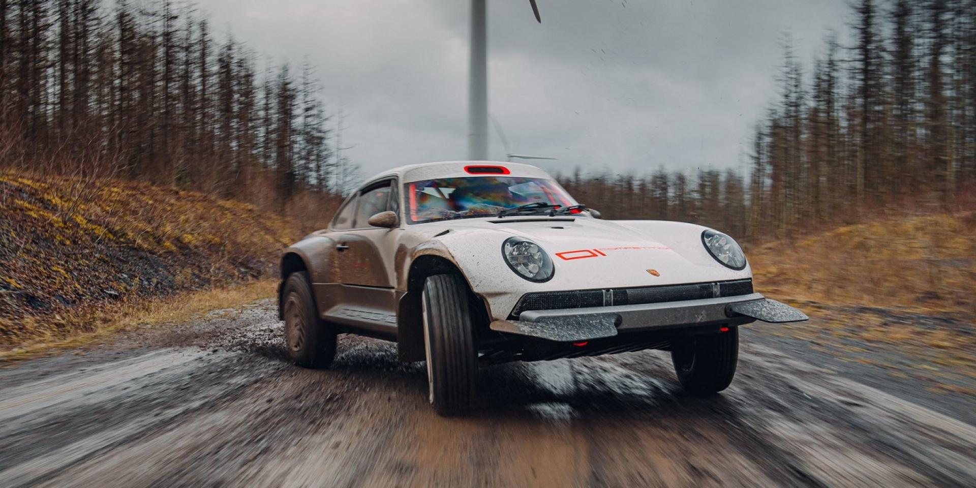 改裝無極限,Singer客製911賽車ACS
