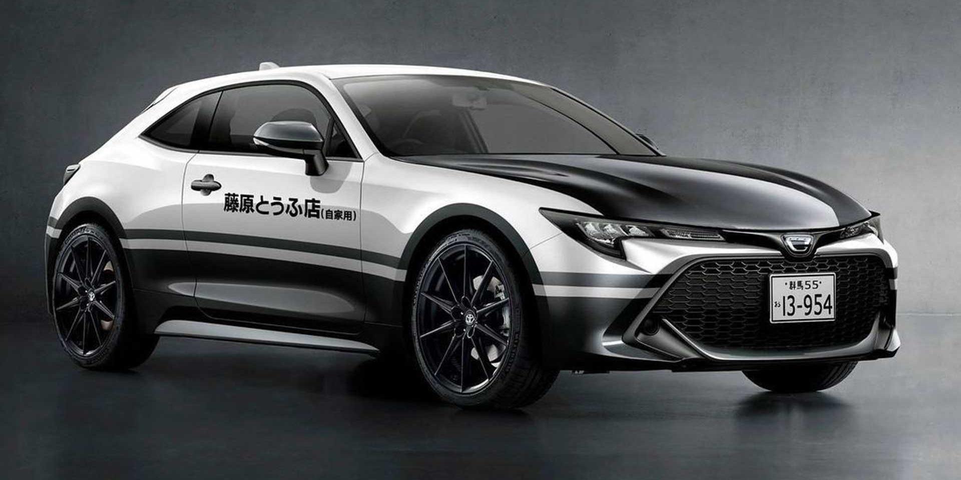 藤原拓海AE86復活了?Toyota Corolla Sport特式車款亮相!