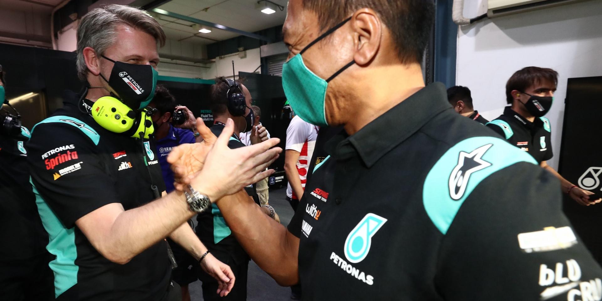 乾爹不要走!Petronas打算撤資SRT車隊贊助,SRT可能被迫收掉Moto2與Moto3車隊!