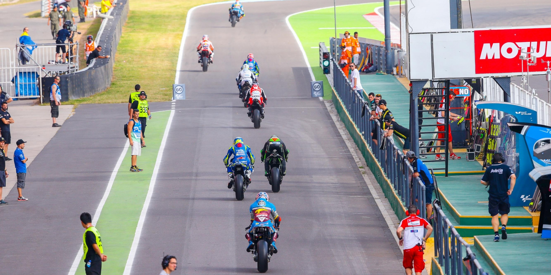 Rossi:現在我們要從零開始