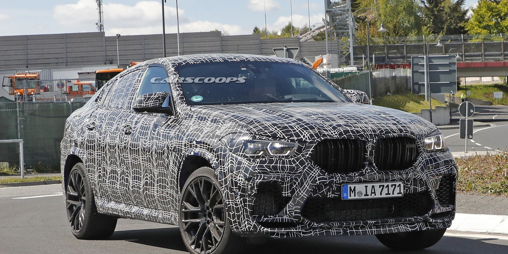 2020 BMW X6 M性能亮眼,超過600hp馬力上身