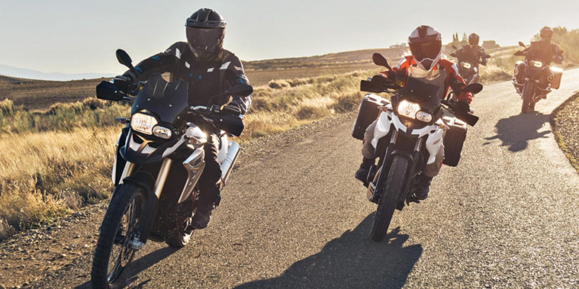 打造輕鬆、無痛的租車平台!BMW Motorrad推出Rent A Ride經銷門市租車服務