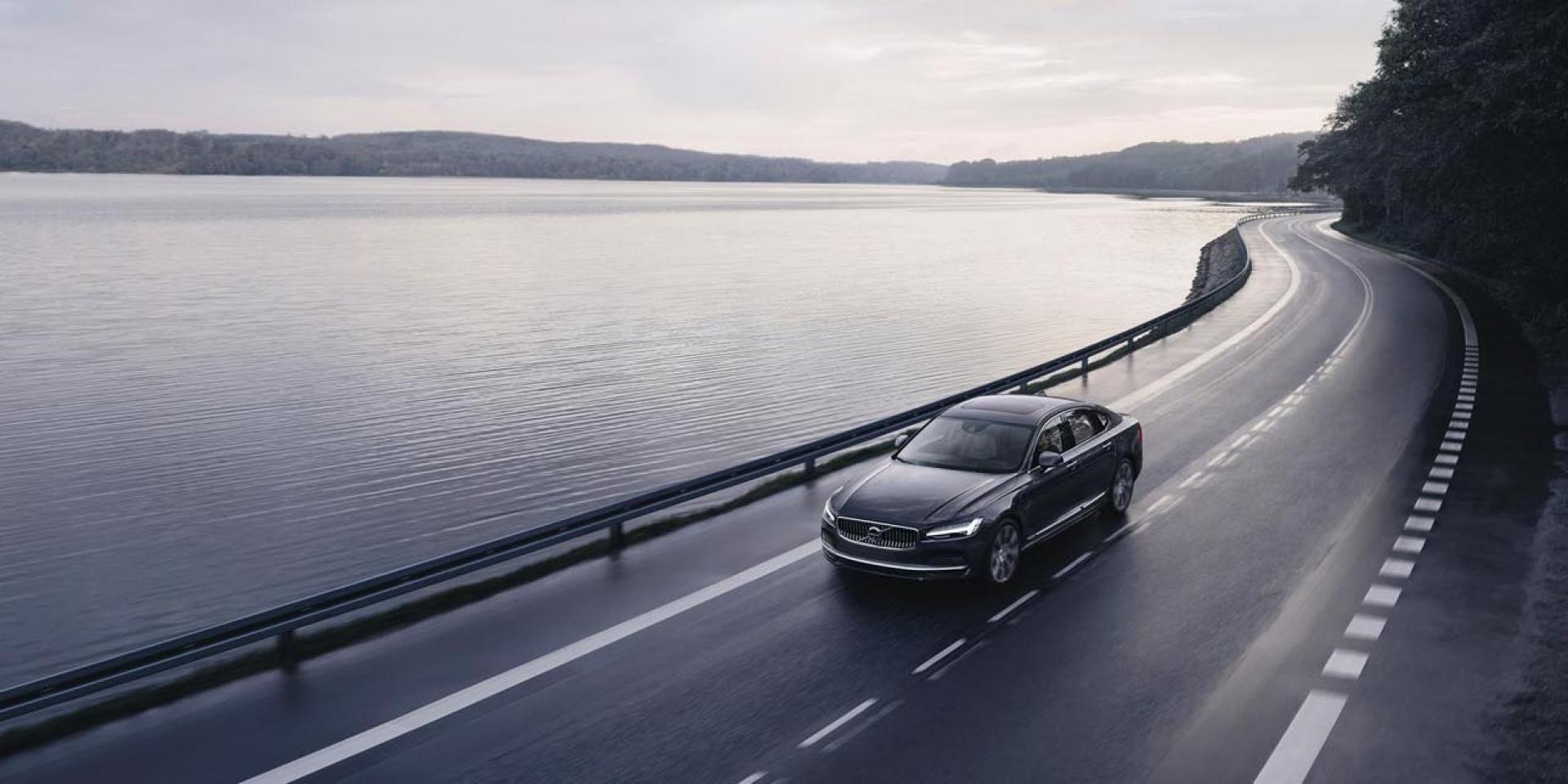 踩到底180km/h?Volvo新車極速將被限制在180km/h