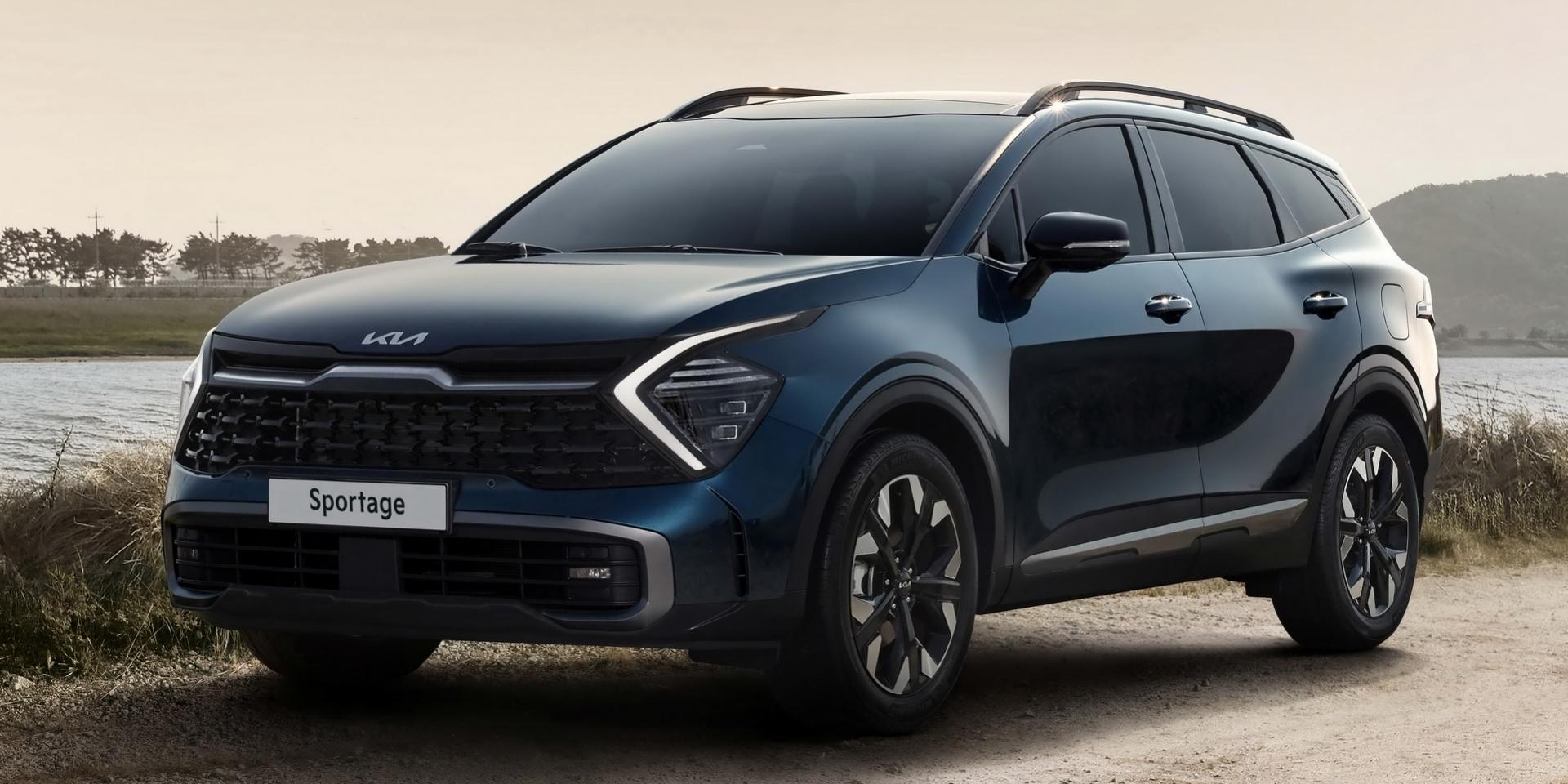 Kia Sportage大改款亮相!PHEV、汽油渦輪、柴油多款動力登場!