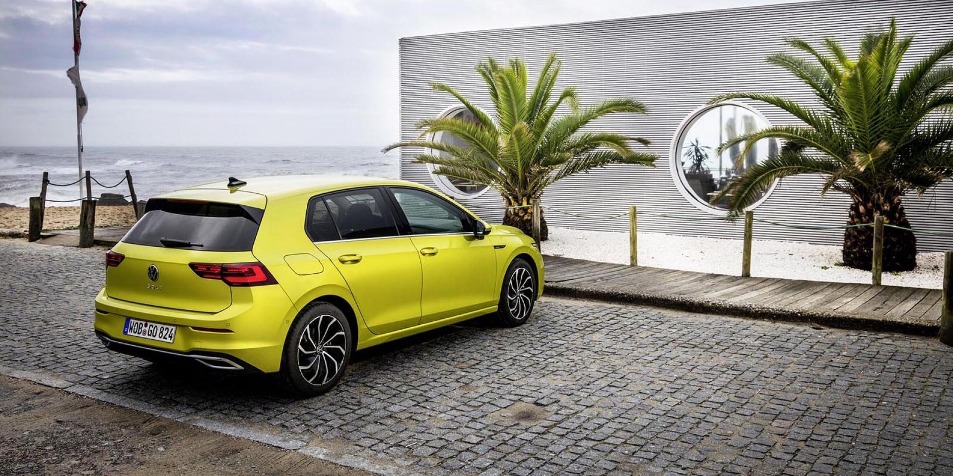 VW Golf GTI日內瓦車展即將登場,馬力數據提前流出?