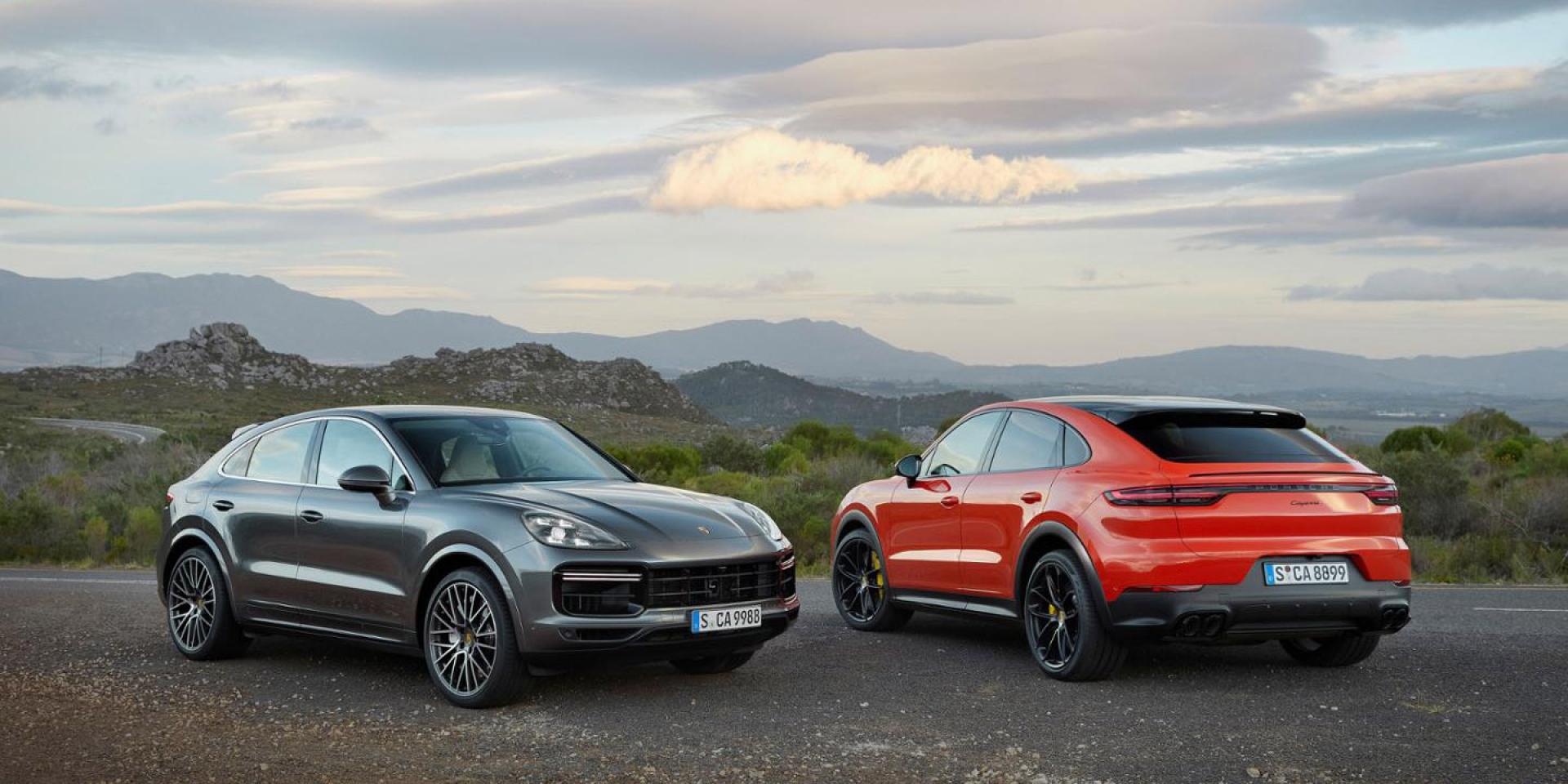 優美半圓曲線,368萬國內開始接單,Porsche Cayenne Coupé登場