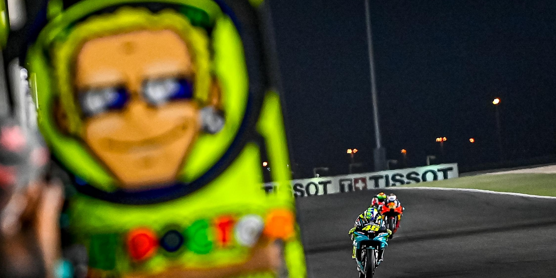 Losail的失意之後,Uccio Salucci:兩場比賽並不能決定Valentino Rossi的未來!