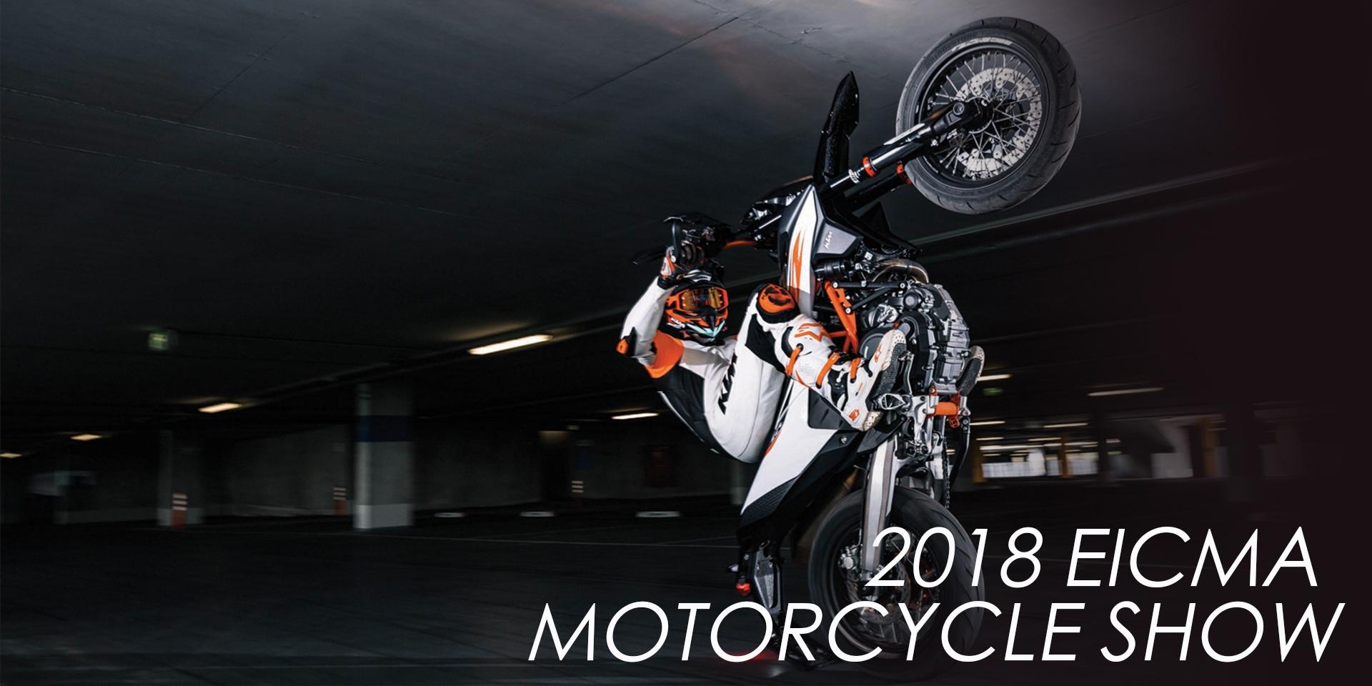 一言不合就滑胎!2019 KTM 690 SMC R 米蘭現身
