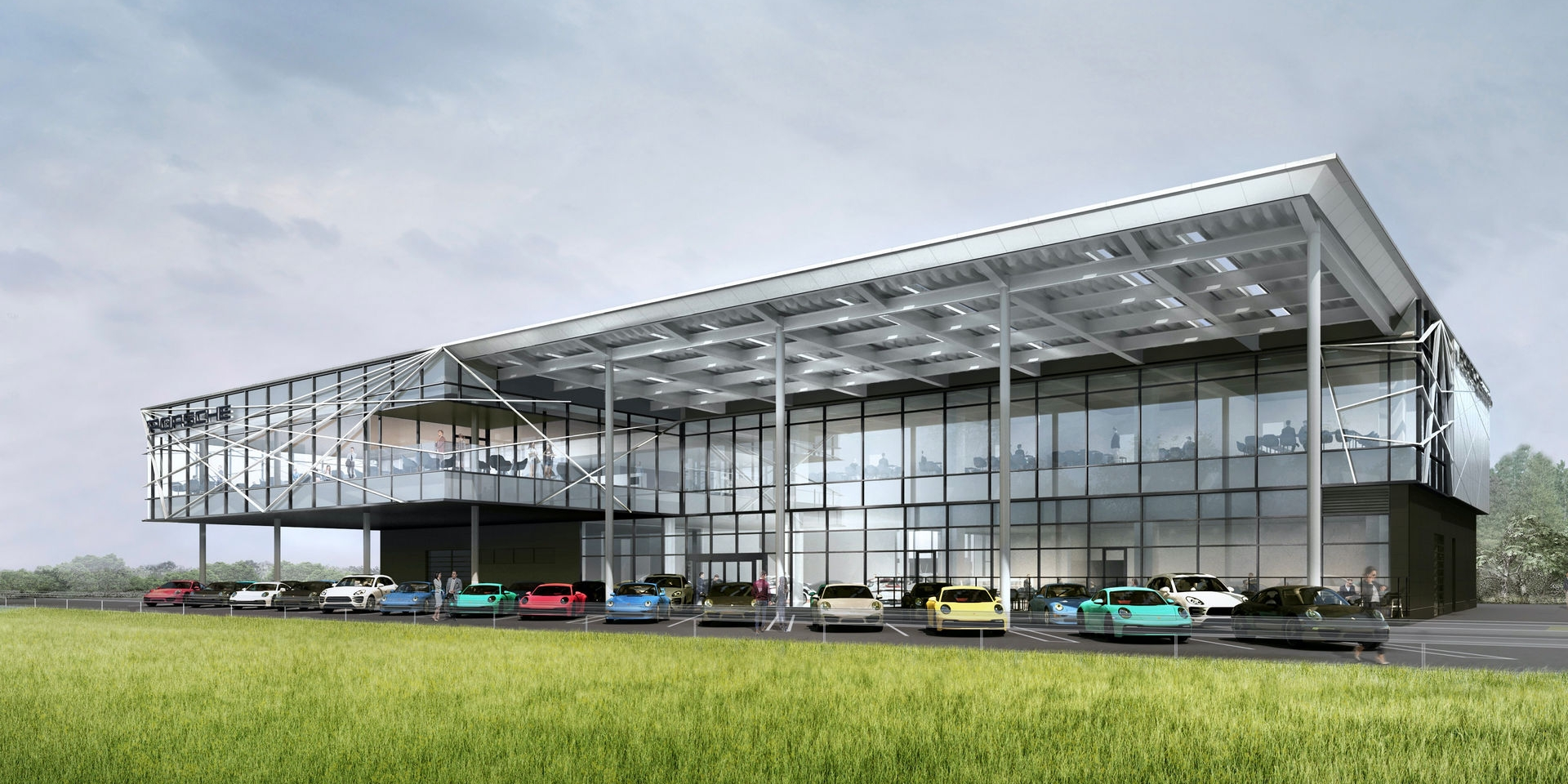 Porsche車迷朝聖地+1!日本興建最新體驗中心!