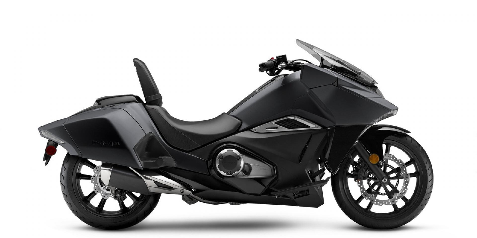 未來概念捲土重來。2018 Honda NM4