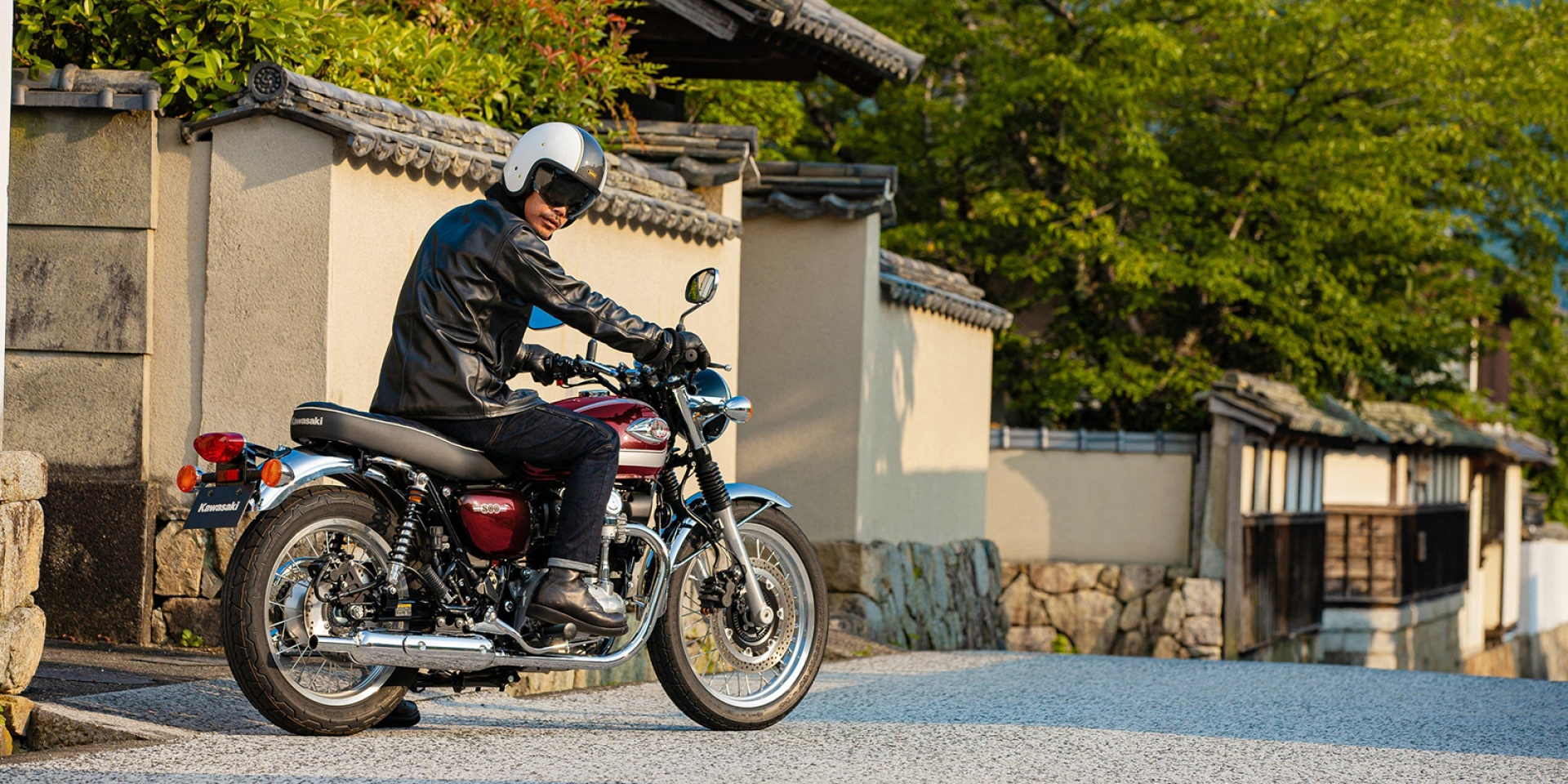 經典印記。2020 KAWASAKI W800 東京車展發表!