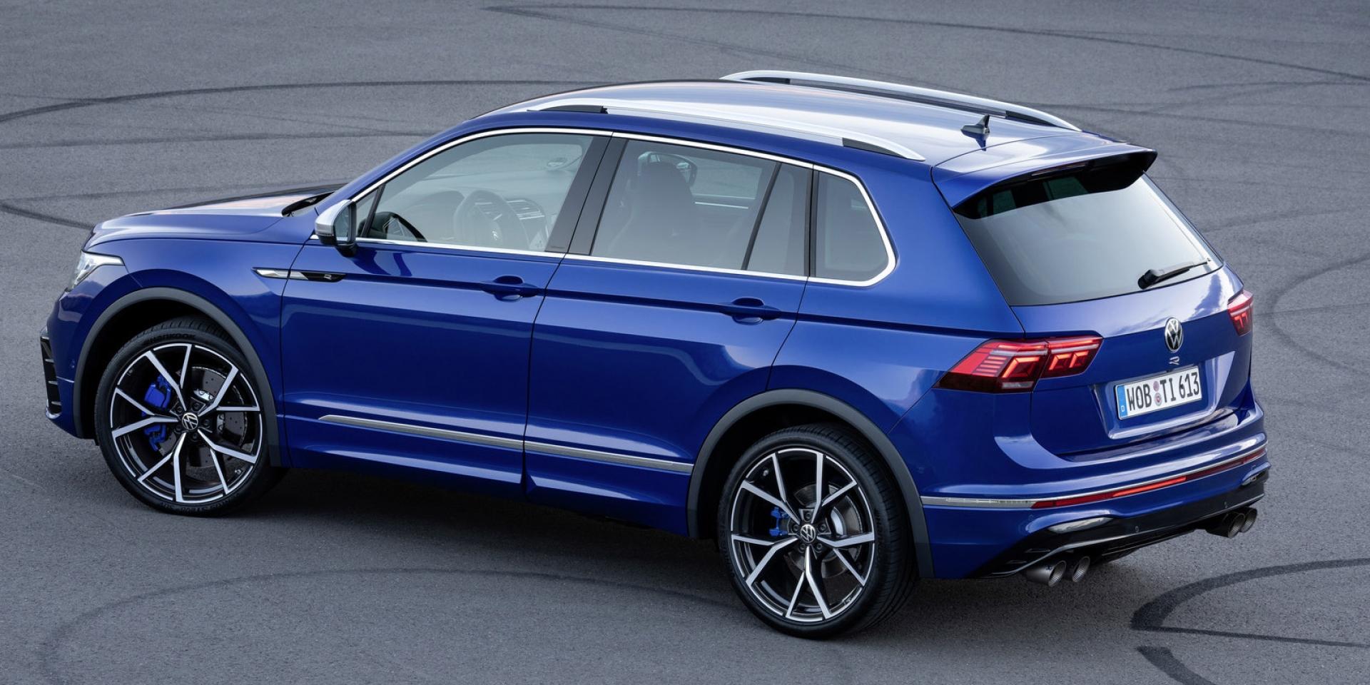 無法抵擋的本事魅力。Volkswagen獲消費者肯定The new Tiguan、The Arteon完美成就性能與實用!