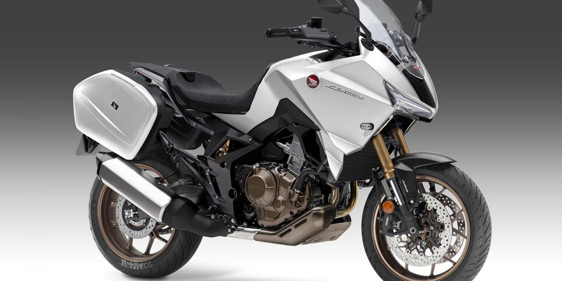 雙缸跑旅年底發表?HONDA NT1100 歐洲型號批准通過!