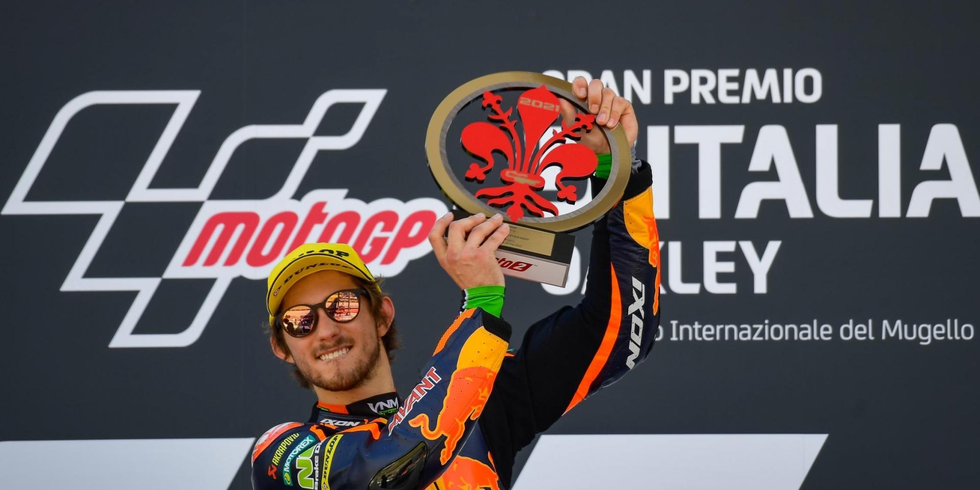 誰領便當?KTM Tech3車隊簽下Remy Gardner,2022年晉升MotoGP!