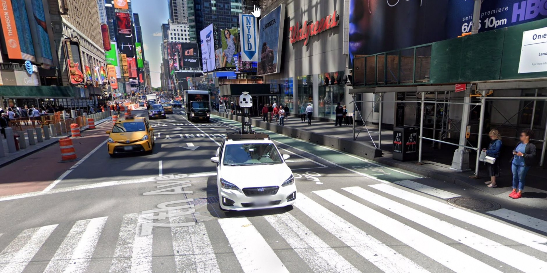 Apple Maps想幹掉Google Maps!街景服務與持續精進中!