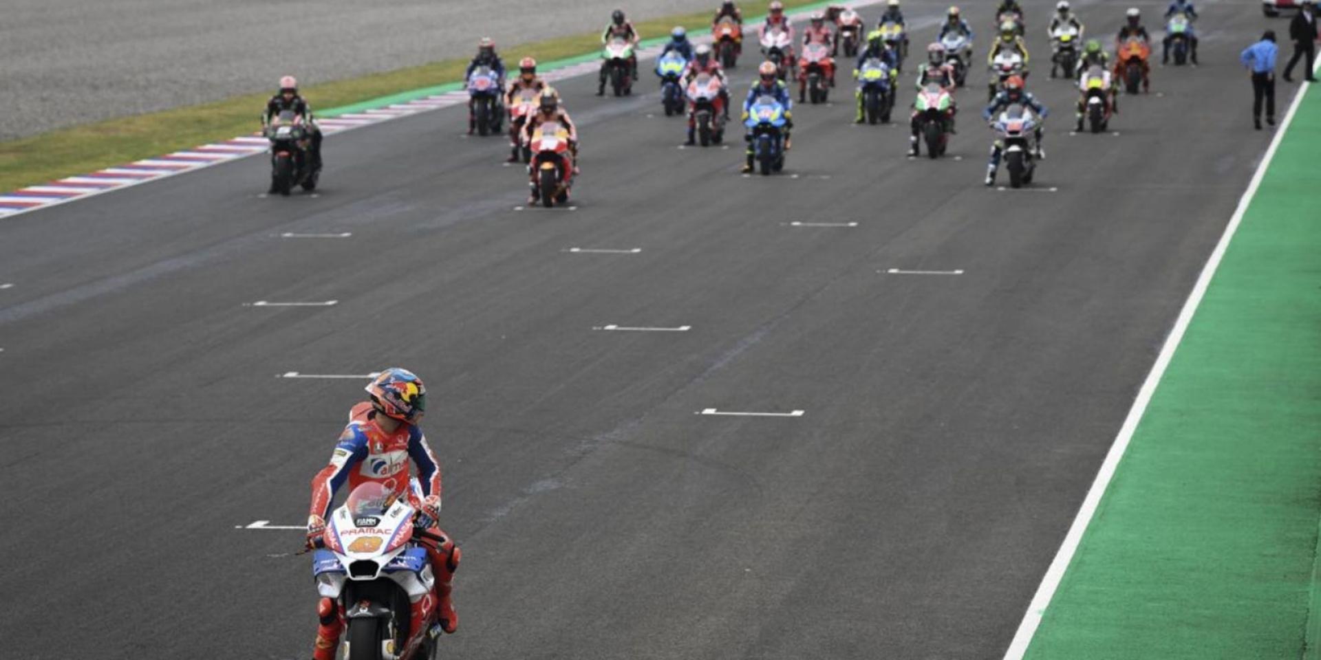 疫炎再延。MotoGP阿根廷站延期,開幕戰推遲至五月份!