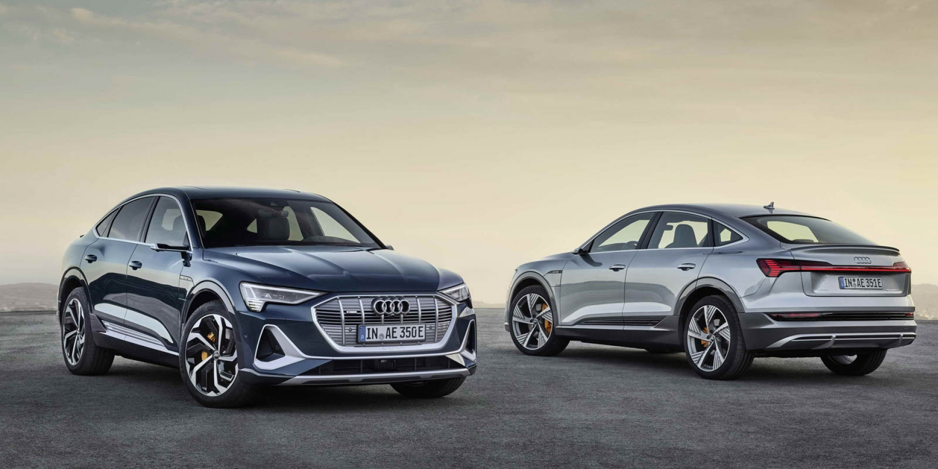 官方新聞稿。全台便捷純電生活圈 全新Audi e-tron | e-tron Sportback預售價公佈