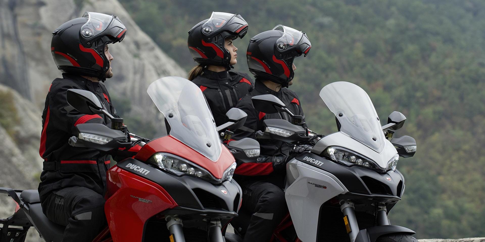 官方新聞稿。破天荒! Ducati Multistrada 950 新價迎新歲!
