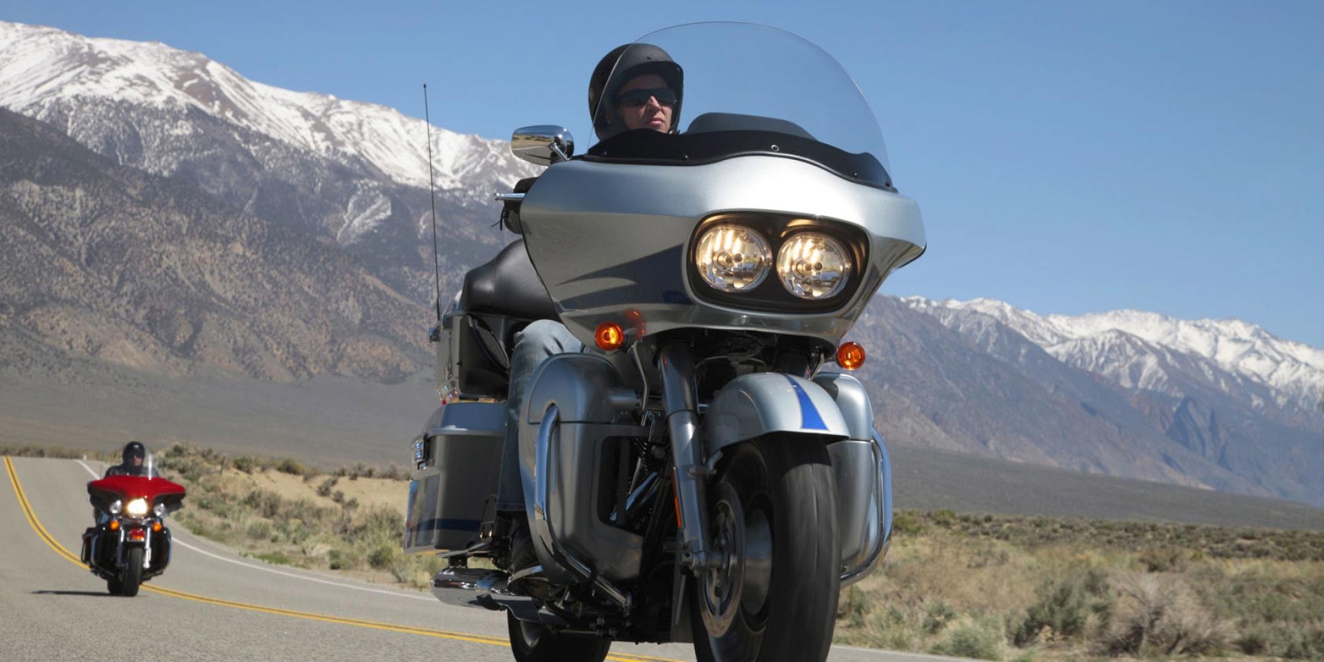 北美Harley-Davidson大規模召回,項目竟然是煞車油?